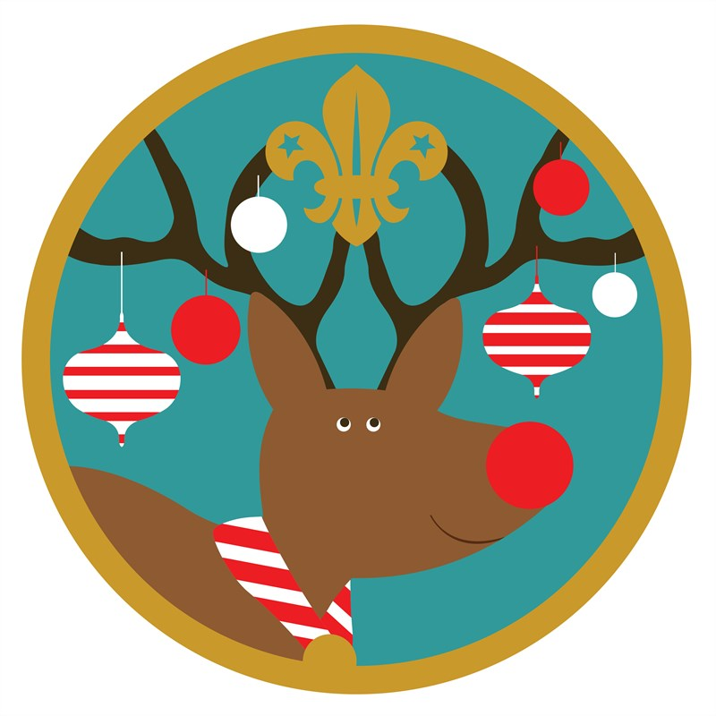 scout christmas badge 2017 the scout shop cub scout clipart to print cub scout clip art png