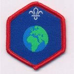 Scout world challenge badge