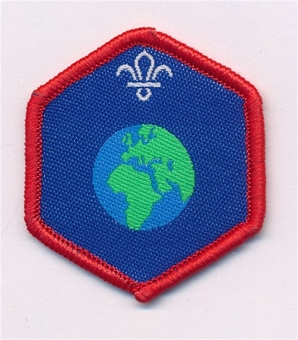 Scout world challenge badge
