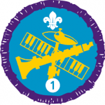 Musician Stage 1 Badge
