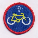 scout cyclist activity badge