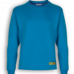 beaver sweatshirt blue