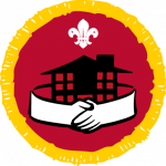 cub home safety activity badge