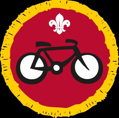 cub cyclist activity badge