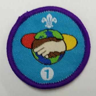 Scottish International Events Staged Activity Badge