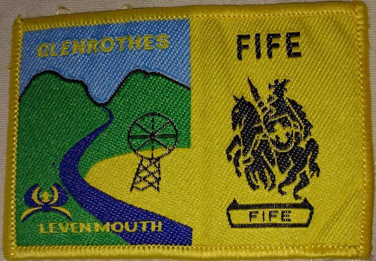 district badge
