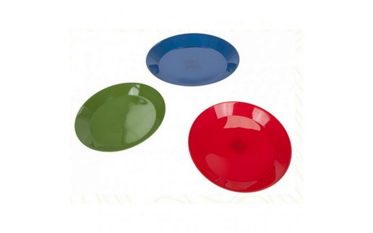 Plastic Camping Plate