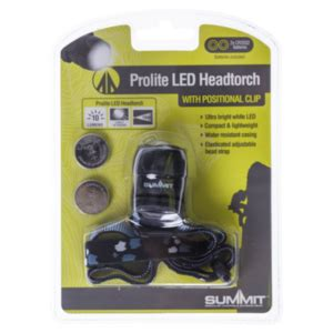 microlite headtorch 2
