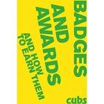 cub badge and awards book 2019