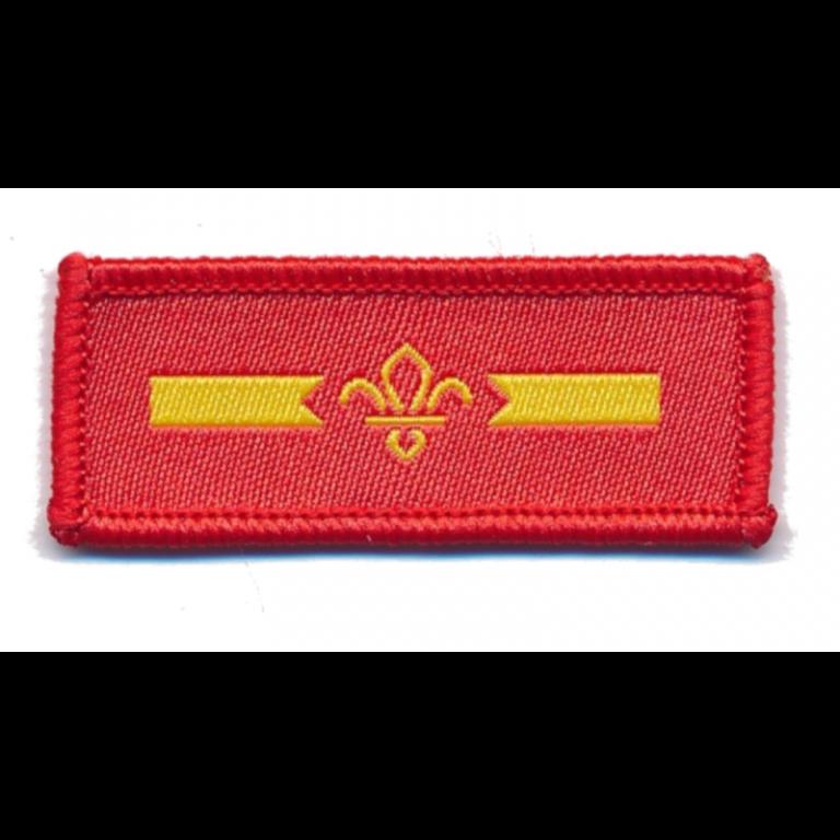 Cub Seconder badge