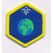 Cub our world challenge badge