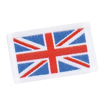 union jack scout badge