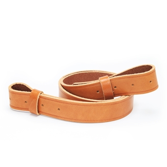 World Scout leather belt