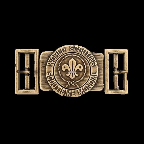world scout belt buckle (1)