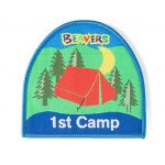 beaver_first_camp_badge