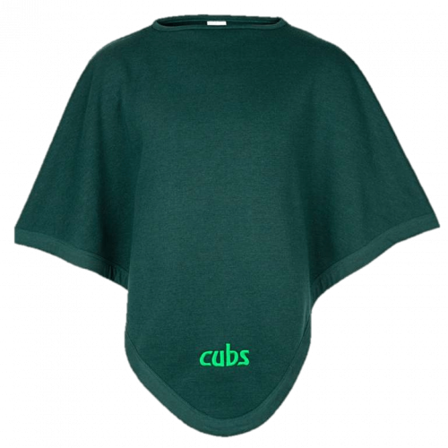 cub poncho 2020