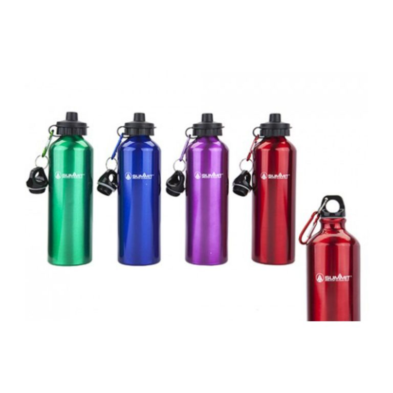 summit metal water bottle