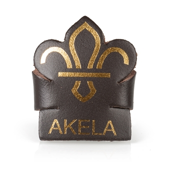 Leader leather Woggle