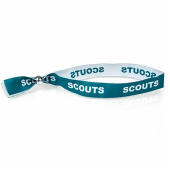 scout wristband