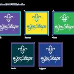Youshape badge