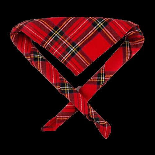 royal stewart scout scarf necker